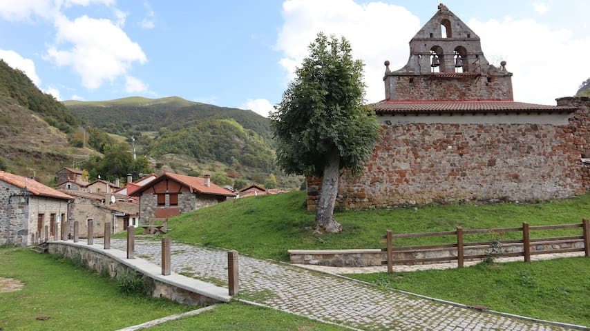 Casa rural en Parque Nacional de Picos De Europa