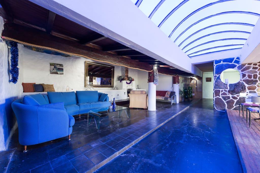 La cueva del arte agaete v vacacional europa houses for Piscinas naturales hornillo