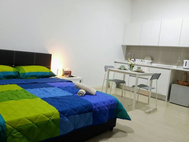 NEW#Cozy Suites@ The Grand Sofo Kelana Jaya