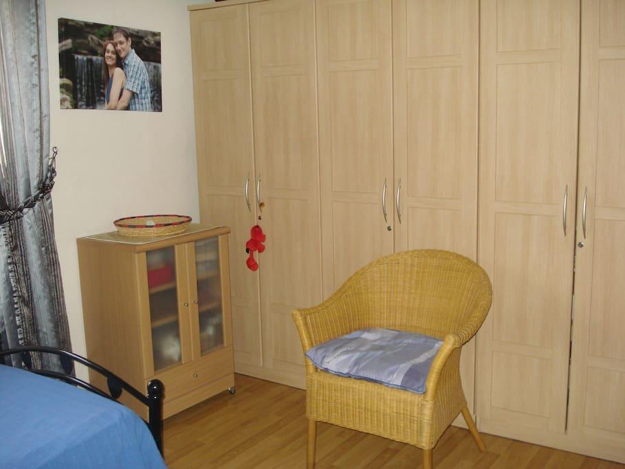 Bedroom 1 - Wardrobe