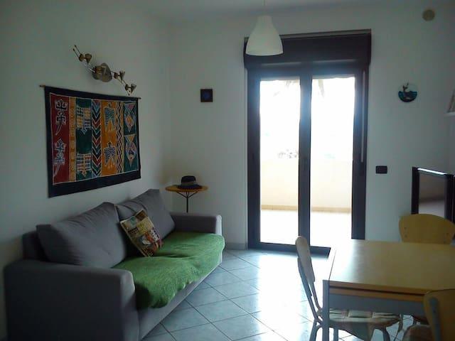 Appartamento a 100 mt dal mare + servizio spiaggia