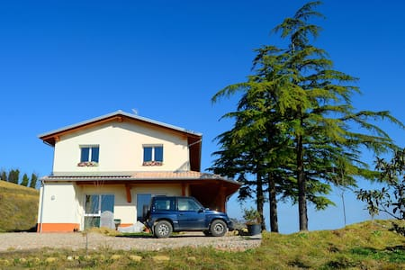 B&B with amazing views of the Adriatic/Apennines - Sogliano al Rubicone