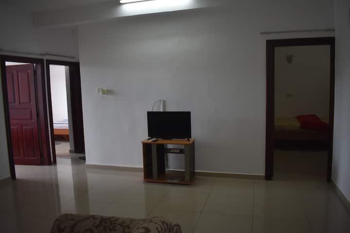 Apartment @ W.A. Silva mawatha Col 6 short tm rent