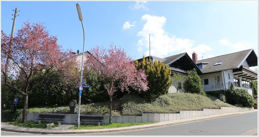 Ferienwohnung Heike im schönen Rosendorf Löhndorf - Sinzig - Vakantiewoning