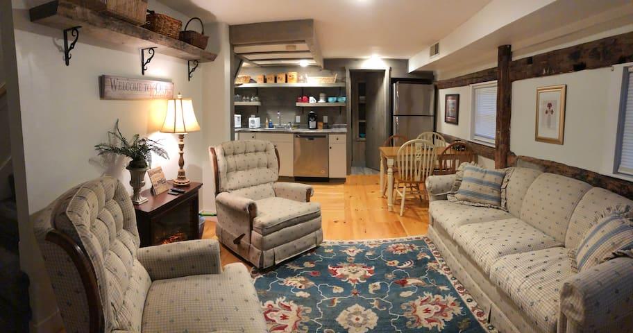 Langdon Cottage-Suite