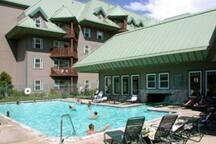 2 BR for 6 in fantastic lake front resort; $199 up