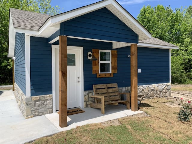 Carey Bay Cottages -  Brand New Cottages on Grand Lake (Cottage C)