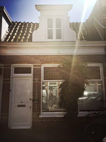 Sfeervol en gezellig huis in Haarlem