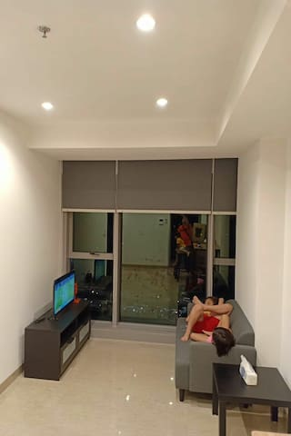 For Rent Apartment 1 BR The Branz  BSD City