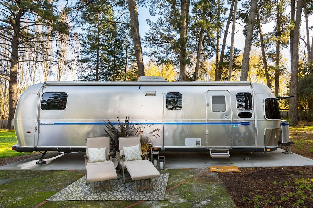 The Super Cool Renovated Airstream