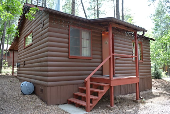 Whispering Pines Resort Cabin 3