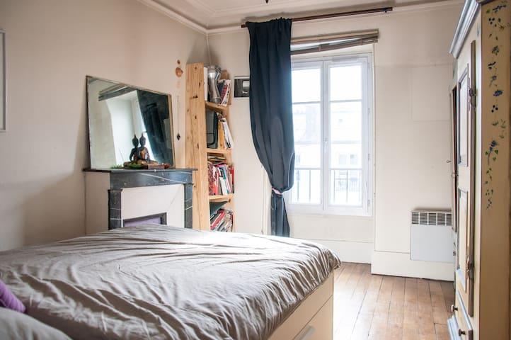 A room to rent Belleville street