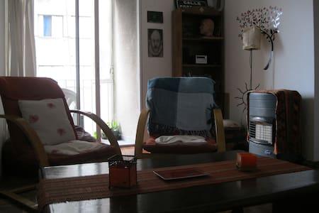 Apartamento pequeño en zona céntrica - Montevideo