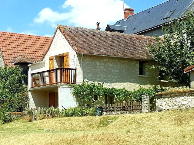 La Belle Vue - Grande Rue, Barrou, 37350, France.