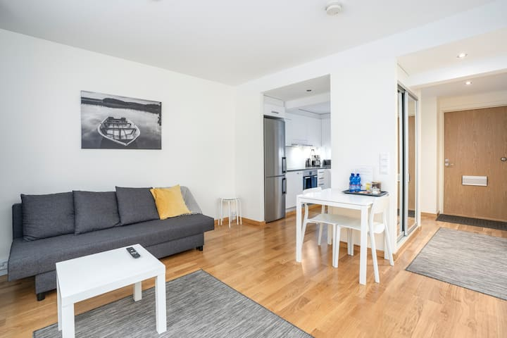 High-Class Apartment Next to Market Square (A8)