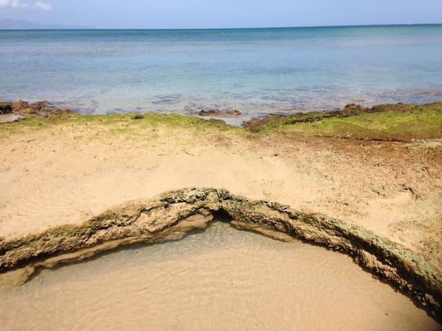 Chambre à Port Louis 80 m de la plage prés du port - Anse-Bertrand - Ξενώνας