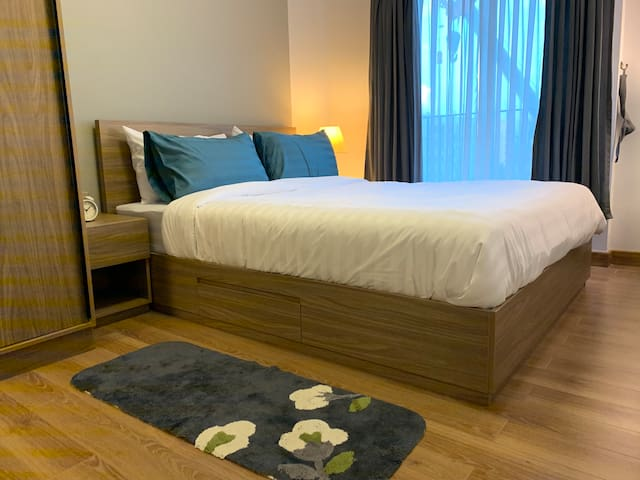Cozy stay in Bangkok in the heart of Ladprao area