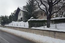 Inverno esterno dalla Regionale 35