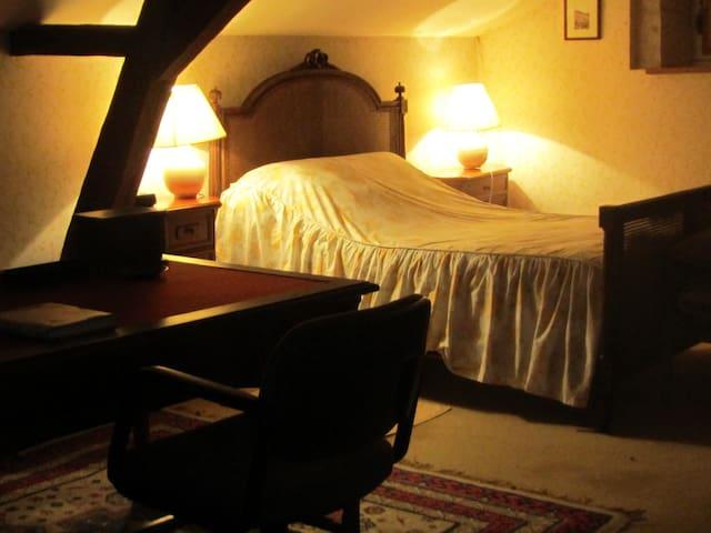 Agréable chambre,  au calme à la campagne - Vouneuil-sur-Vienne - Apartment