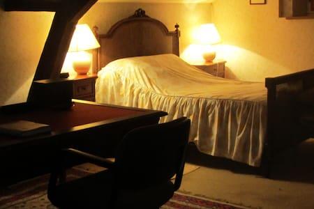 Agréable chambre,  au calme à la campagne - Vouneuil-sur-Vienne - Flat