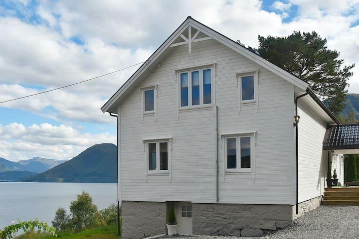 13 Personen Ferienhaus in Folkestad
