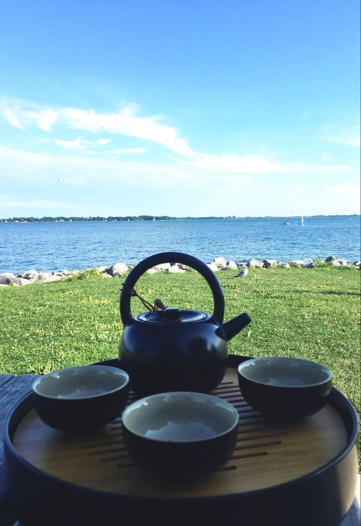 Tea Tasting at Kingston's Waterfront!