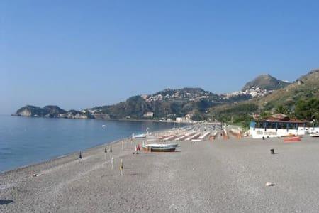 Vacanza al mare di Taormina