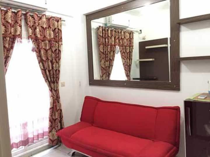 Cozy Enjoyable apartment in the center of Bekasi,