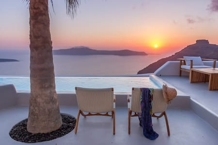 Superb location remarkable holidays - Thira