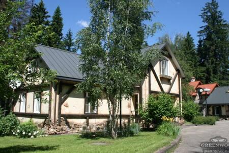 GreenWood - Skhodnya - Dům pro hosty