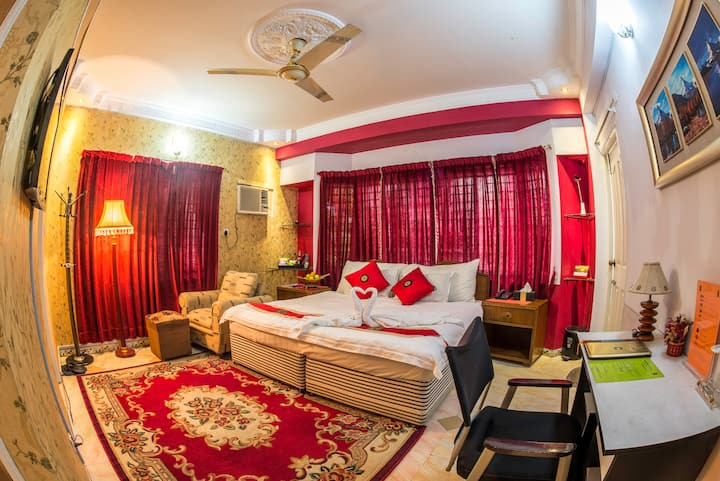 Suite- Babylon Hotel & Serviced Apartments- Dhaka
