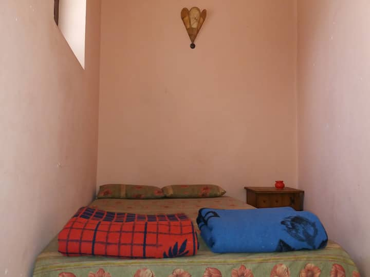 Chambre Double A, 2 pas de la Place Jamaa-El-Fna