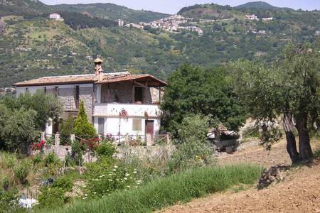 Calabria,  Agriturismo Acampora, Cerchiara di Cal.