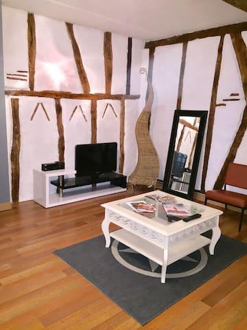 T2 en plein coeur de Castres - Castres - Apartamento