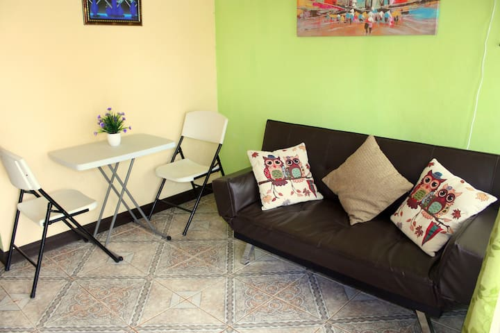 Studio Apartment with AC (1) - La Fortuna - Lejlighed