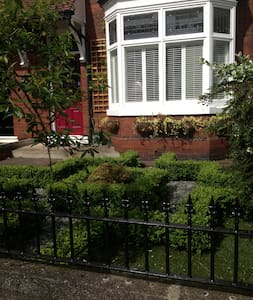 Apartment in town house, Darlington - Darlington - Apartamento
