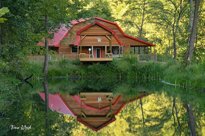 THE LUXURY CABIN - Catlettsburg - Cabin