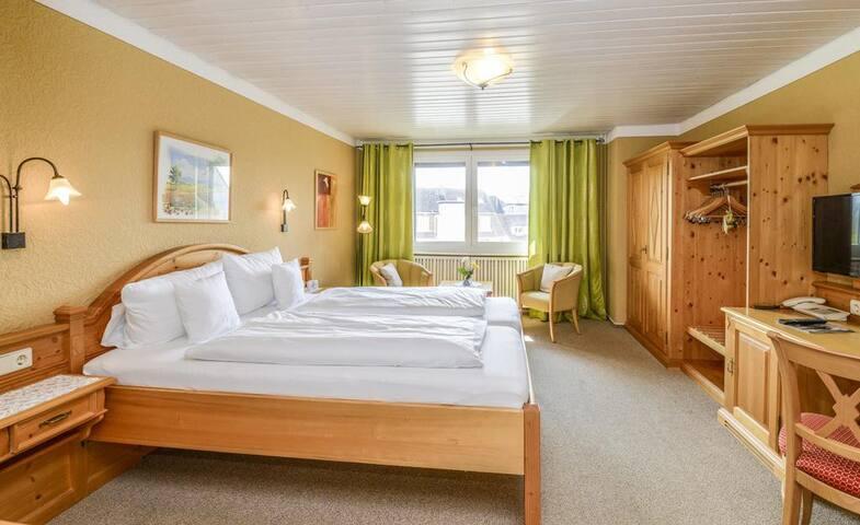 Kellhof Hotel-Garni (Gaienhofen), Zimmer