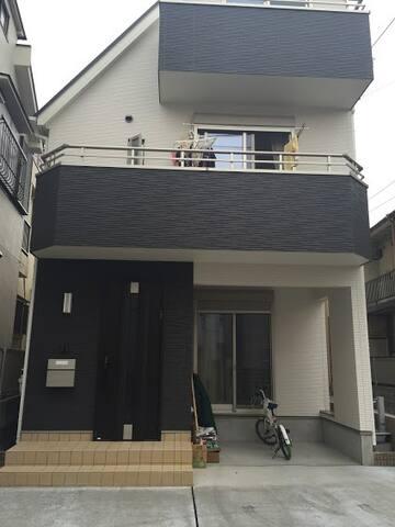 Semi-Entire: Cheap newly built No.2 - Edogawa-ku - Dům