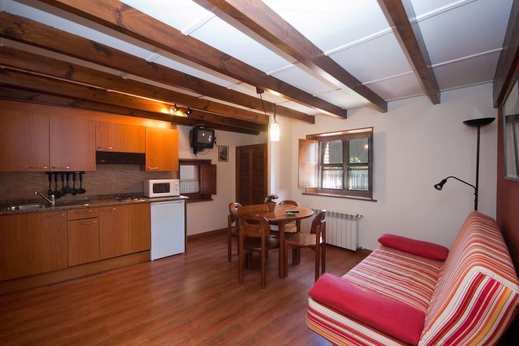 Apartamento 1 dormitorio, El Cueto de los Collado