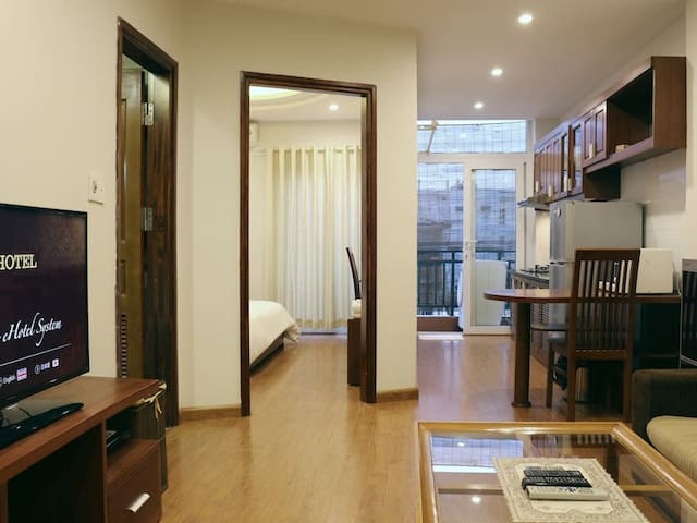 Palmo Serviced Apartment 1 - 1LDK Palmo1 Serviced Apartment with balcony (L302)