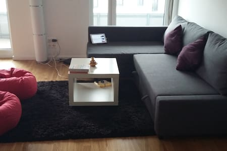 Cozy brand new studio/apartment - Frankfurt