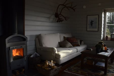 Exclusive Cabin in true Mountain Lodge style - Åre N