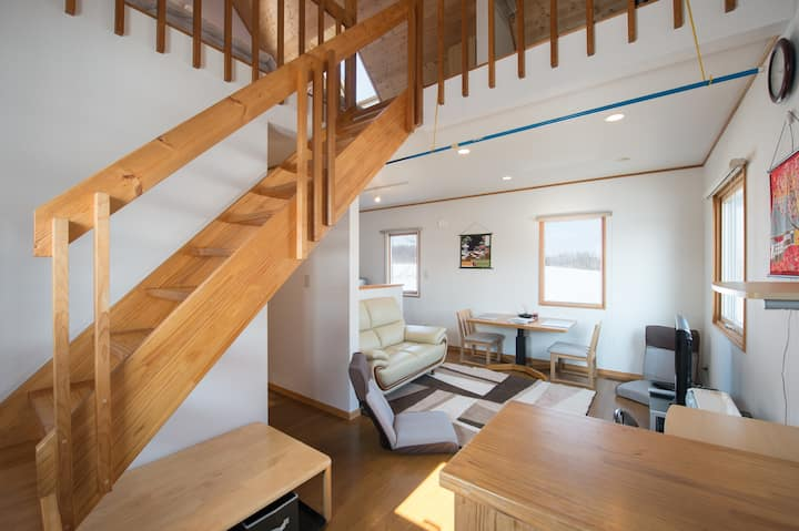 "Loft Cabin Niseko ""Go To Travel """