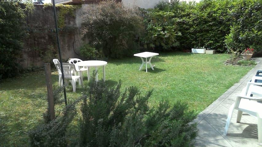 Le jardin de Thérèse
