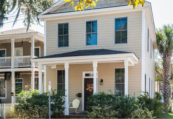 Charming Home in Starland District of Savannah