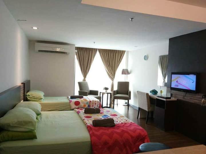 D 'Arissa Guest Room