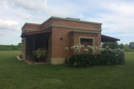 Cabaña de campo La Teodora, ideal para tu descanso - Mercedes - Pondok alam
