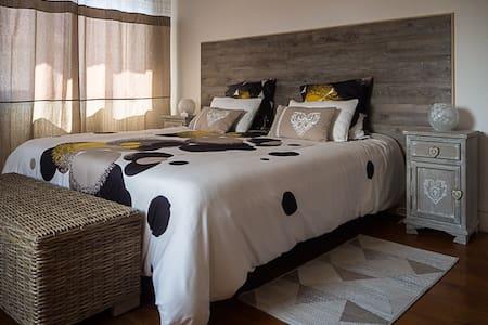 Très bel appartement tout confort jusqu'à 4 hôtes - Richwiller - Lejlighed