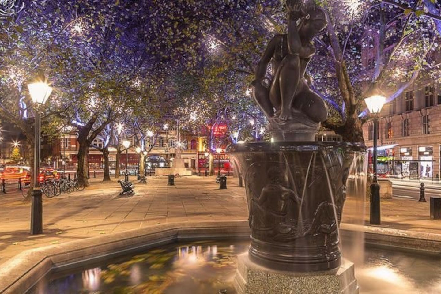 Sloane Square at your doorstep!
